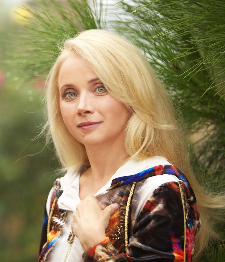 Светлана Солнцева.