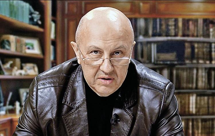 Андрей Ильич Фурсов. Фото: ru.wikipedia.org