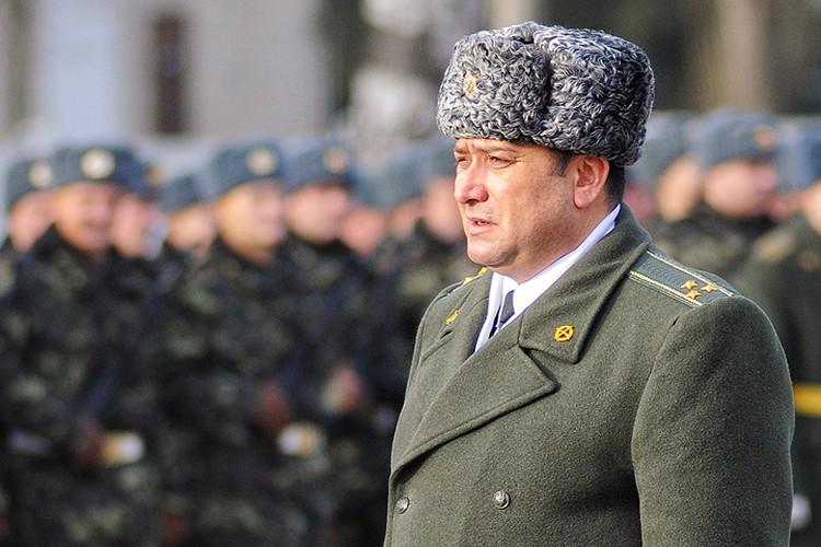 Полковник Валерий Исмаилов. ФОТО СК РФ