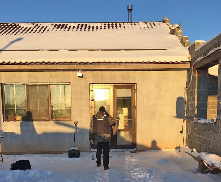 Преступники ворвались в дом Вашуркиных в Смышляевке.