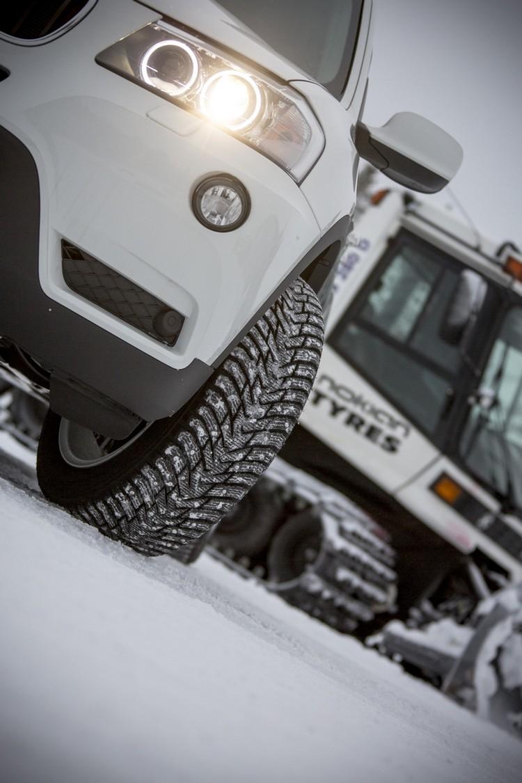 В 2016 году Nokian Tyres отмечает 80 лет с момента создания бренда Nokian