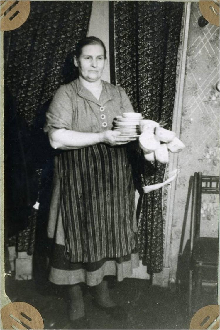 """Мамочка"". Фото: Из семейного архива Куликовских"