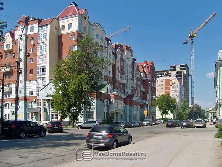2-е место. Цена квартиры: 45 млн рублей