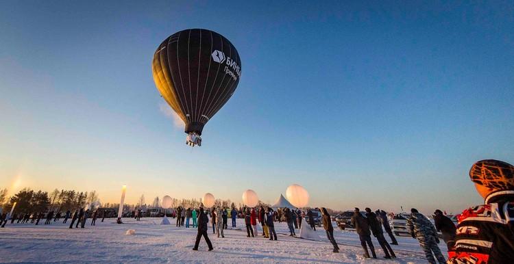 Как Конюхов вылетал из Рыбинска. Фото: Сергей МЕТЕЛИЦА