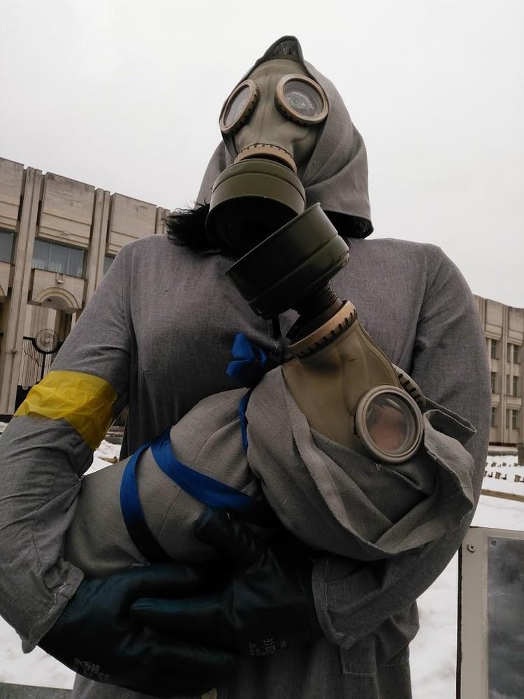 Мать Экология. Фото: Аркадий ШАПОШНИКОВ.