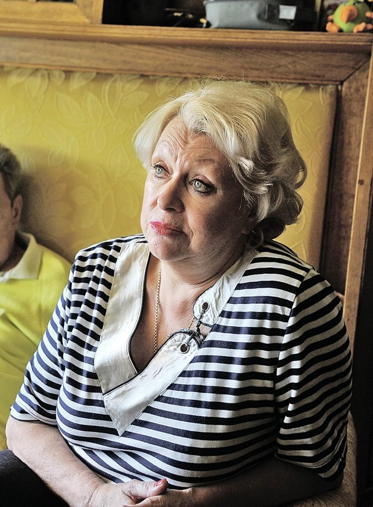 Людмила Поргина рассказала, что и до той страшной аварии 12 лет назад артист уже оказывался между жизнью и смертью.