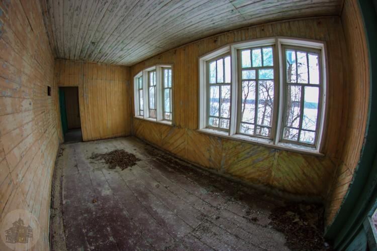 Второй этаж. Фото: Дмитрий Солодянкин