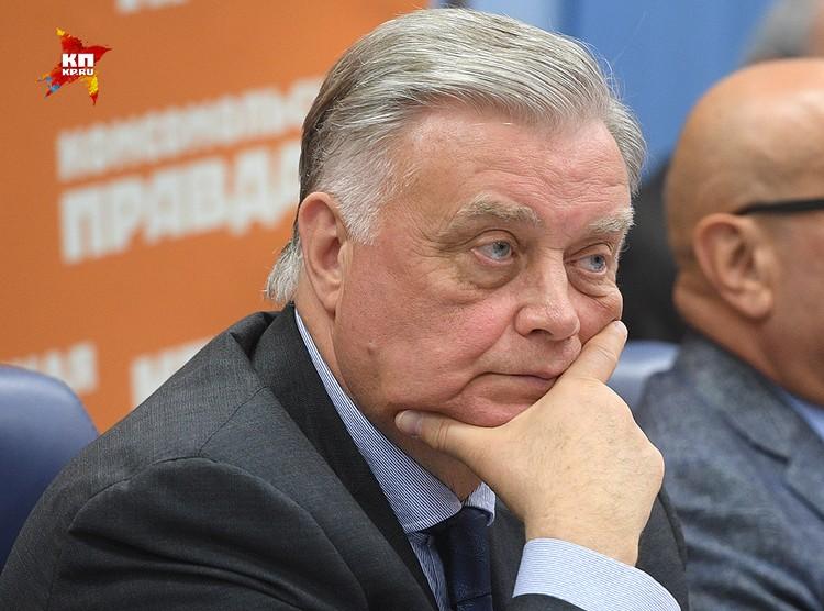 Владимир Якунин назвал итоги проекта удивительными.