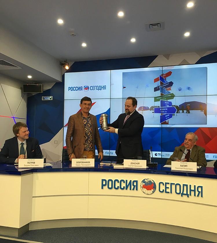Министр природных ресурсов и экологии РФ Сергей Донской рассказал, какие акции запускает его ведомство для того, что об арктическом севере знали как можно больше людей