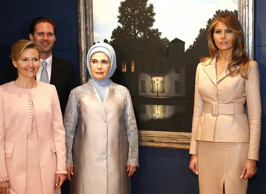 словам консула, фотография жен стран нато этим, люди
