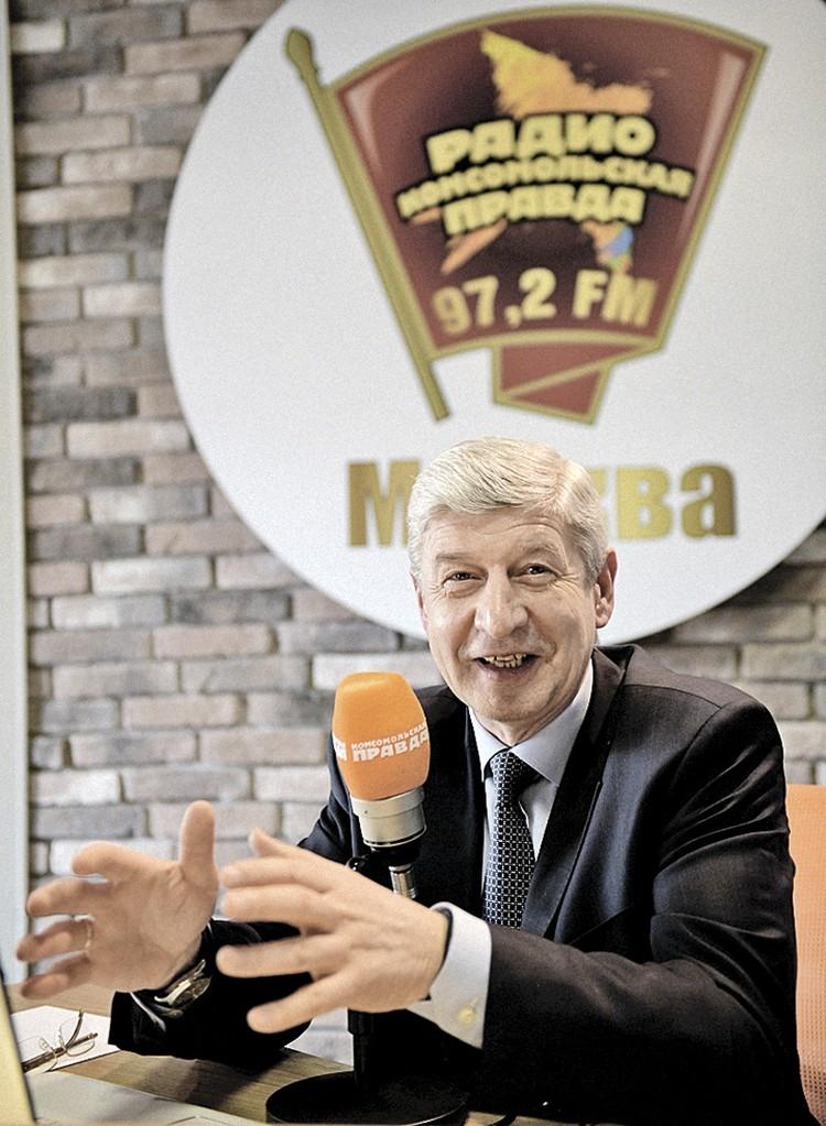Сергей Левкин в эфире Радио «Комсомольская правда» (92,7 FM) ответил на важные вопросы о переезде из хрущевок в новостройки.