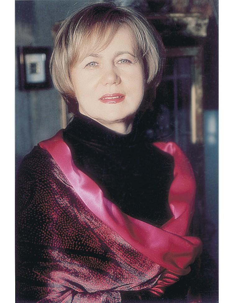 Наталия Козлова.