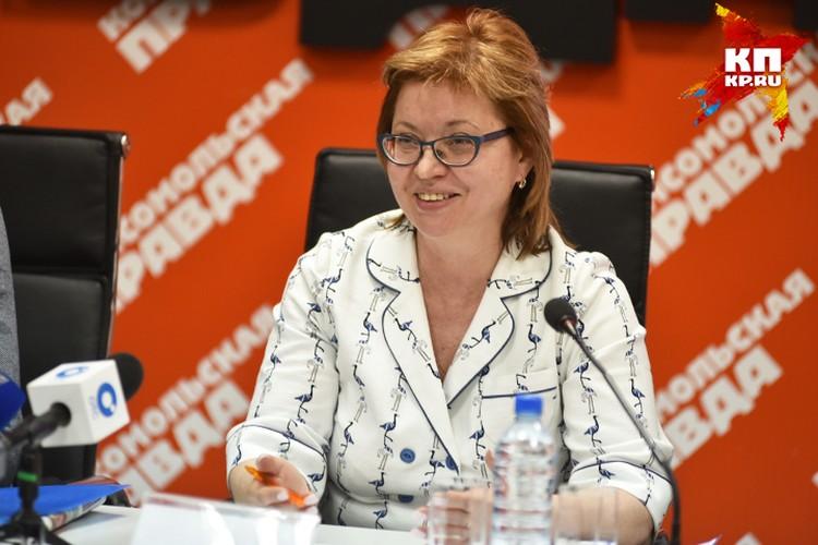 Марина Ананич уверена: на «Технопроме» покажут лучшие сибирские разработки.