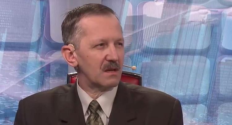 Заместитель начальника научно-исследовательского центра Военного университета Минобороны, профессор Юрий Рубцов