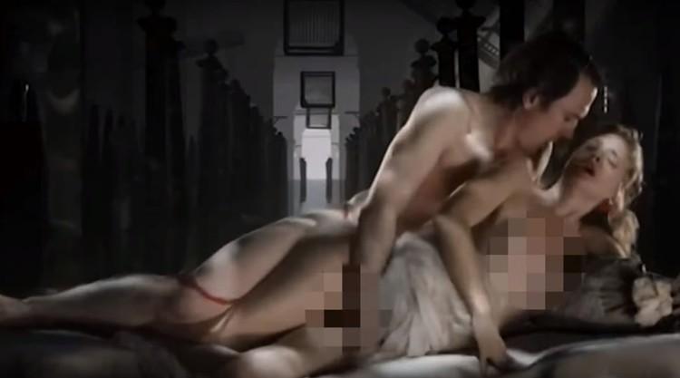 Одна из порносцен. Фото: скрин с видео