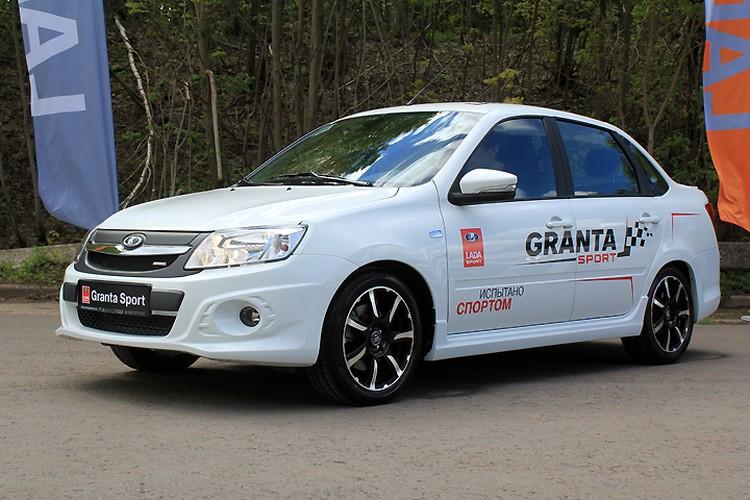 Granta Sport может быть только седаном.