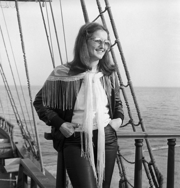 Певица в Ялте, 1985 год. Фото: ИТАР-ТАСС/Архив