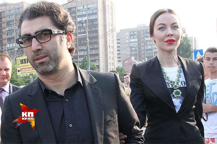 Даниил Хачатуров и Ульяна Сергеенко в 2011 году.