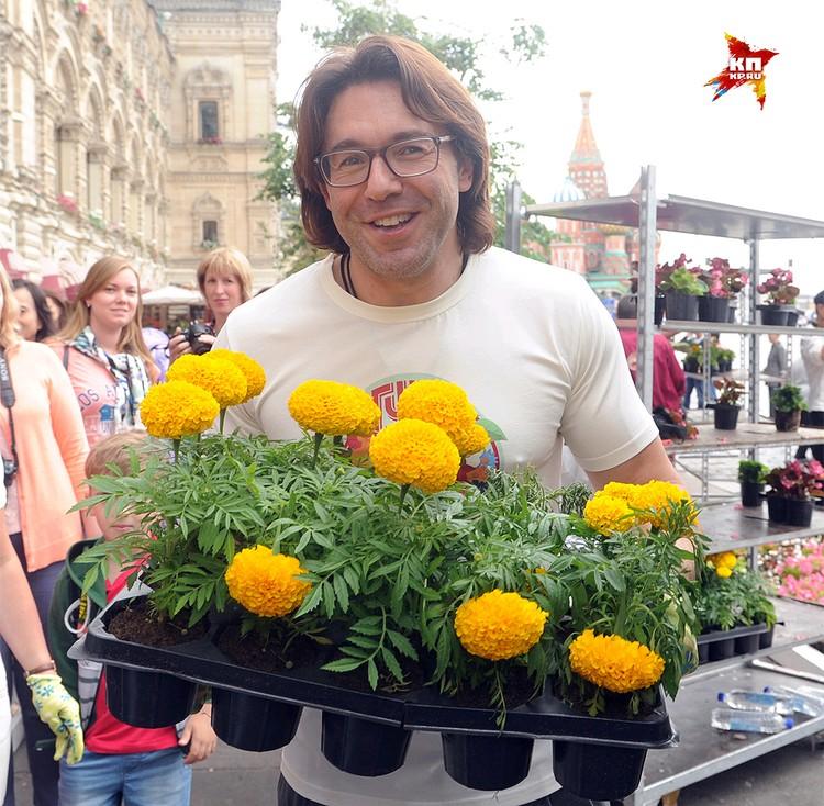 """Андрей Малахов: """"В январе мне исполнилось 45. И вот перед днем рождения случился кризис жанра абсолютно во всем""""."""