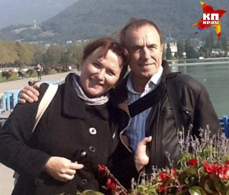 Надежда познакомилась с Жераром в Женеве. И уже через две недели он приехал к ней в Ижевск