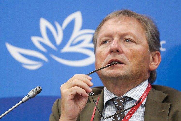 Борис Титов. Фото Алексей Зайцев/ТАСС