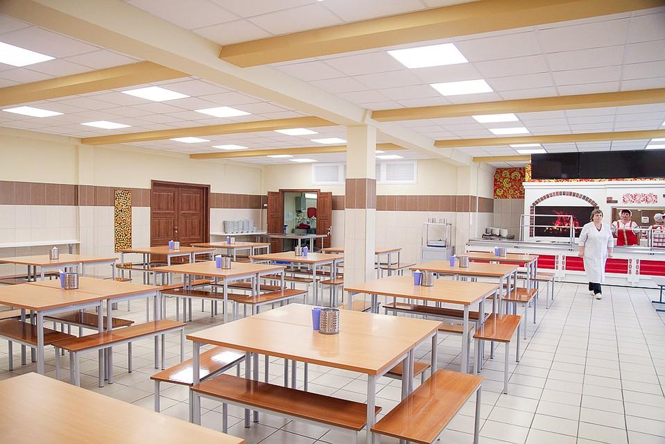 Картинки столовой школьной