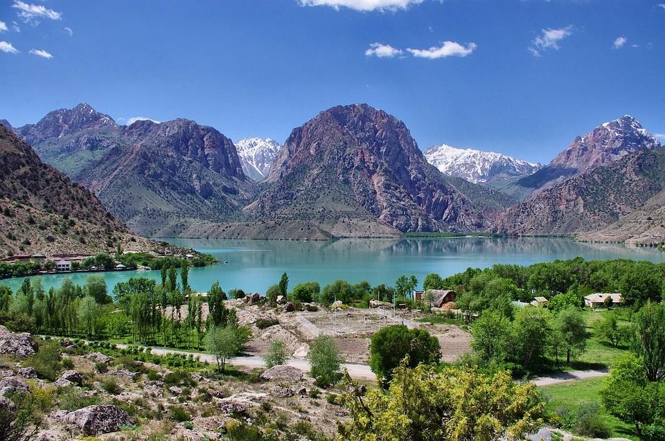 красивые картинки и фото таджикистана медаль