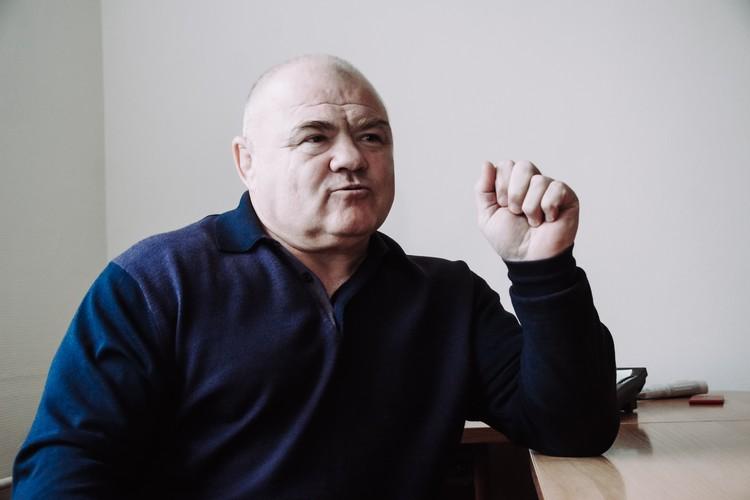 Молодых оперативников Зверев оценивает, как отличных сотрудников, которые хорошо знают свое дело