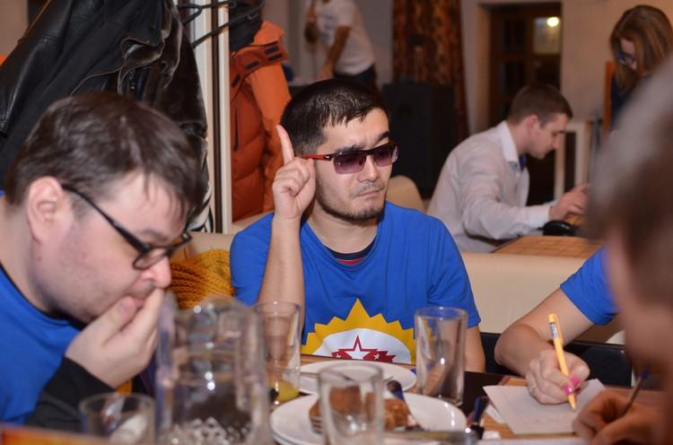 """В Балакове Кинжинова больше знают как игрока в """"Что? Где? Когда?"""""""