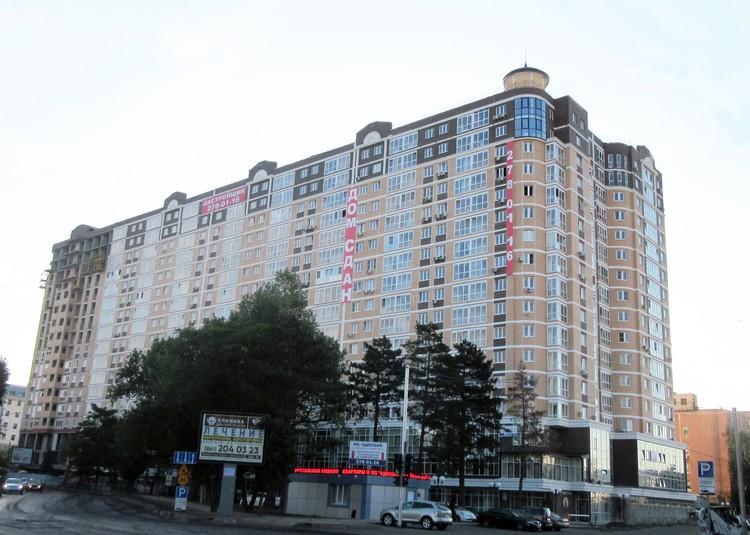 Компания «Три-С Юг» выполнила работы по устройству кровли на объекте ЖК «Одесский»