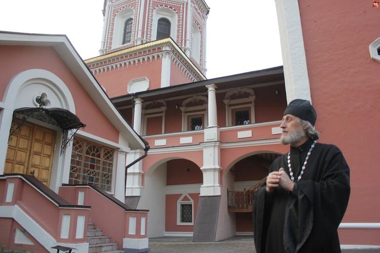 Свято-Троицкий кафедральный собор в Саратове.
