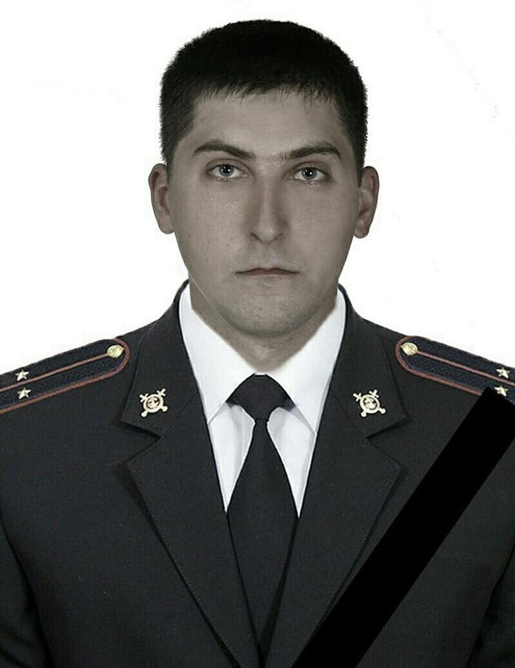 Сергей Валерьевич Грачев погиб 25-го сентября 2017-го