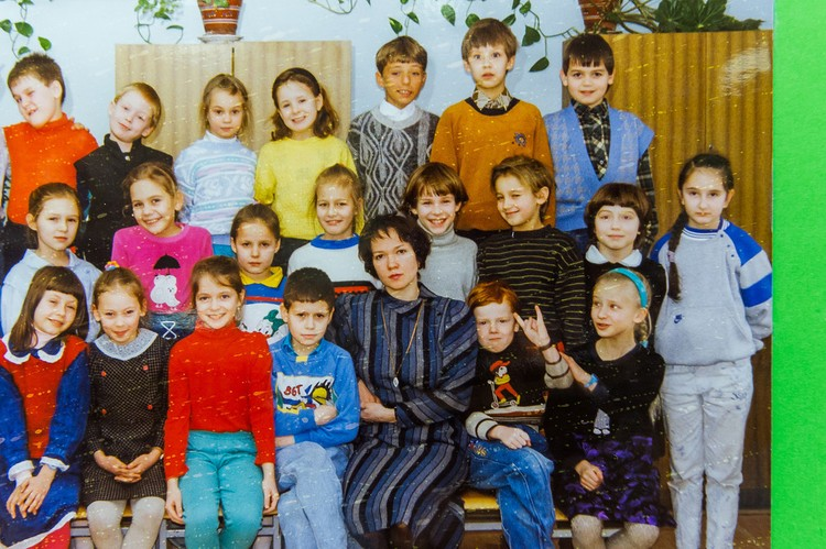 "Фотография ""Найди Ольгу Бузову"". Пересъемка фото: Олег ЗОЛОТО"