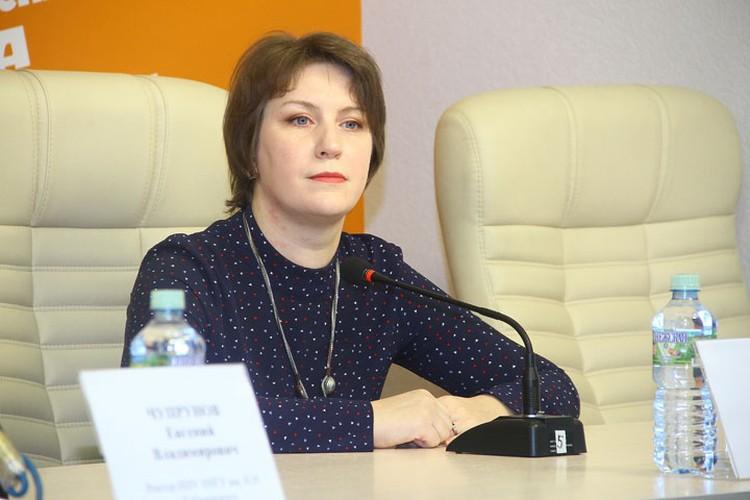 Начальник отдела координации научных исследований НИУ ВШЭ в Нижнем Новгороде Екатерина Рунова.