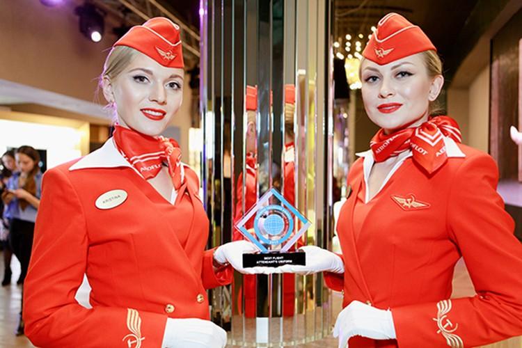 Бортпроводницы - лицо любой авиакомпании.