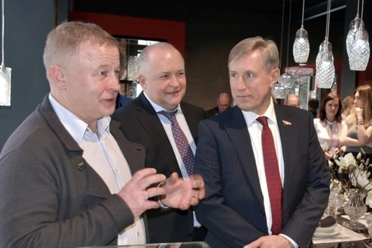 Виктор Гринкевич: «Реализация этого проекта станет событием даже не областного - федерального значения».