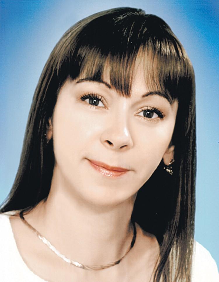 Ольга Мамонтова.