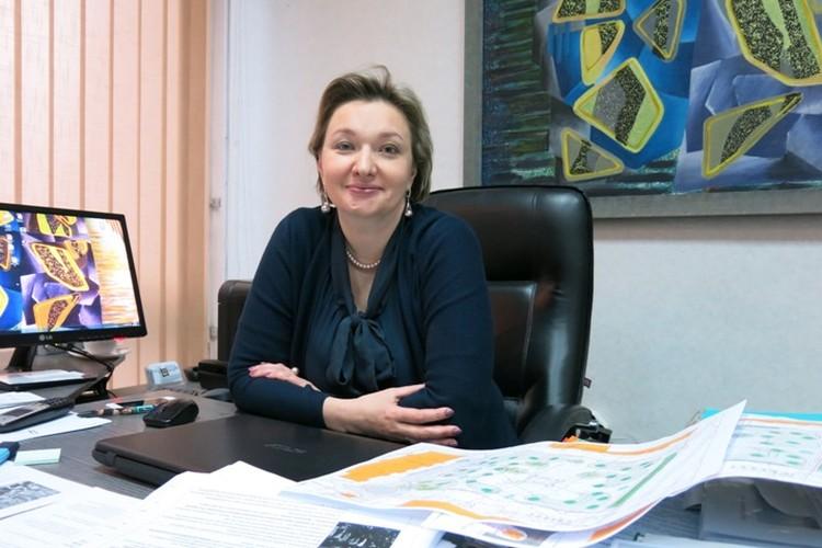 Галина Заболотская.