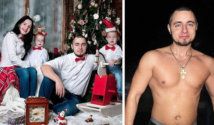 26-летний Дмитрий Грачев из подмосковного Серпухова два часа пытал собственную жену.
