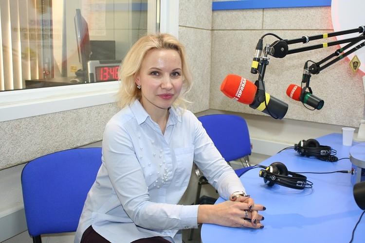 Врач-диетолог Елена Димитрова.