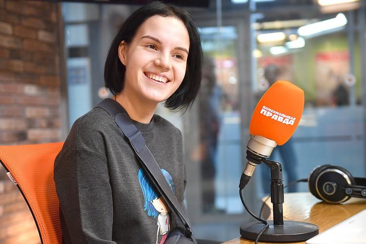 """Недавно Маргарита Грачева стала гостем радиостанции """"Комсомольская правда""""."""