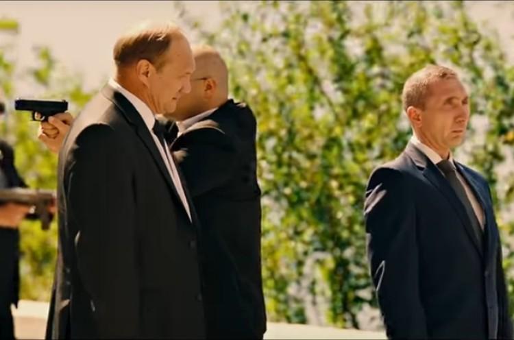 «Президента» сыграл Дмитрий Грачев. Фото: стоп-кадр официального трейлера фильма, Youtube.