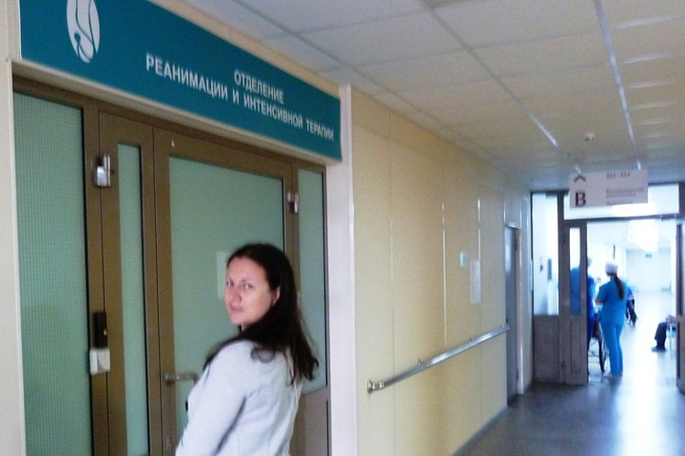 Учительница Наталья Васильевна пока что в реанимации