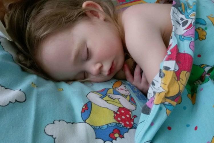 Спящая Маргарита.