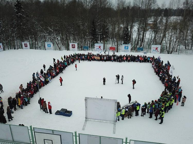 В субботу, 17 февраля, в российской столице прошли Десятые юбилейные открытые городские соревнования детей-инвалидов на Кубок мэра Москвы.