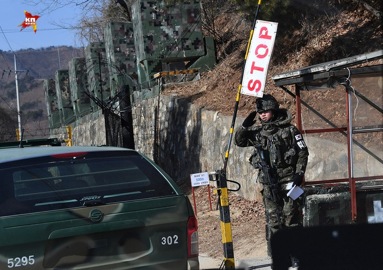 Снимать на границе строго запрещено