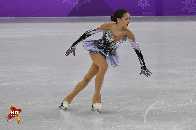 15-летняя российская фигуристка Алина Загитова произвела настоящий фурор по итогам своего первого выступления