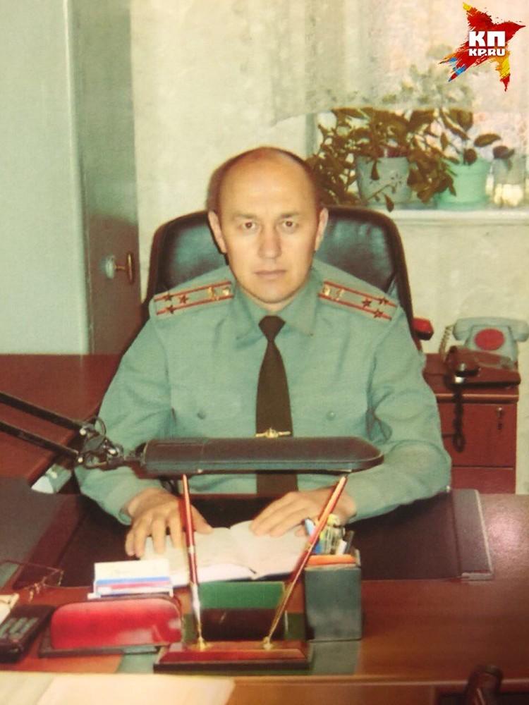 Командир полка Владимир Еремеев Фото: предоставлено близкими Владимира Еремеева