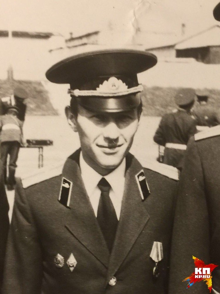 Еремеев - командир взвода Фото: предоставлено близкими Владимира Еремеева