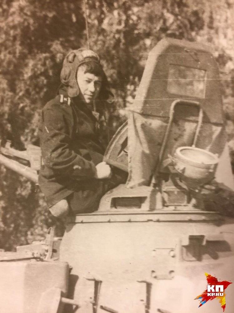 Еремеев закончил танковое училище Фото: предоставлено близкими Владимира Еремеева